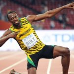 Unstoppable: Usain Bolt Makes History as the First Person to Win three Olympic 100m Gold