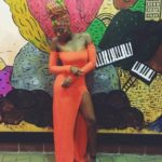 Gingam Queen: Efya wins Best Female @ the 2016 Nigerian Entertainment Awards