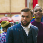 Classic moments: The glittering story about JIDENNA's visit to Naija