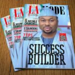 DR. OLAKUNLE CHURCHILL covers La Mode Magazine's 11th Edition, talks about how to build success – photos!