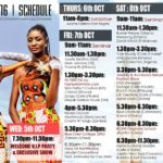 Accra Fashion Week 2016 presents its designers schedule with talent from all over the world