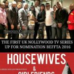RHODAing all through: Ghanaian Wilson snaps BEFFTA UK Nominations