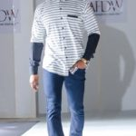 Alfiez (Nigeria) at African Fashion and Design Week 2016 (AFDW 2016)