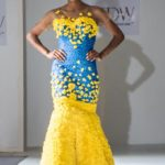 House of Bo (Nigeria) Showcases at African Fashion and Design Week 2016