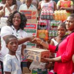ELAINE ECHOES LOVE: Elaine Attoh Foundation Breath Fresh Air into the Lives of Echoing Hills Village