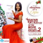 Flawless Christmas: Sandra Ankobiah & Safari by SK Cosmetic's Best Gift to You