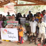 Big Church Foundation & Maxine Alexis Partner as they Donate to Christ Faith Foster Home in Frafraha, Ghana – photos!