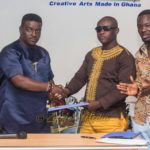 KUMI becomes the first Guitar-strings under Zylofon Media… Gets a brand new car, a new house & a sign-on fee worth a whopping $100,000