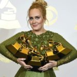 2017 Winners from the 59th Grammy Awards