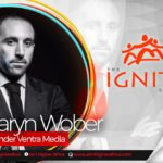 "On Aim Higher Africa's Ignite Series: Darren Wober says ""Don't Give Up and Dig Deep"""