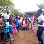 His things are done in BOLA-cious fashion: Nathan Kwabena Anokye Adisi gives GH¢ 40K to the SOS Children's Village in Tema…photos speak!
