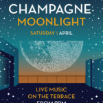 Let your 1st of April be a 'Champagne Moonlight' one