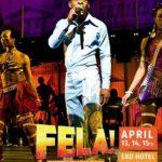 Smooth FM to Stage Award Winning Broadway Musical in Concert Stage in a bid to re-awaken 'Abaami-Eda' FELA ANIKULAKPO KUTI