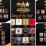 Online Voting for Nominees Kicks Off as #GhanaNaijaShowbizAwards