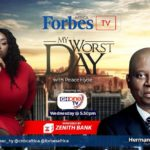 Watch how billionaire Herman MASHABA-ed his 'worst days'…tells Peace Hyde on Forbes Africa TV