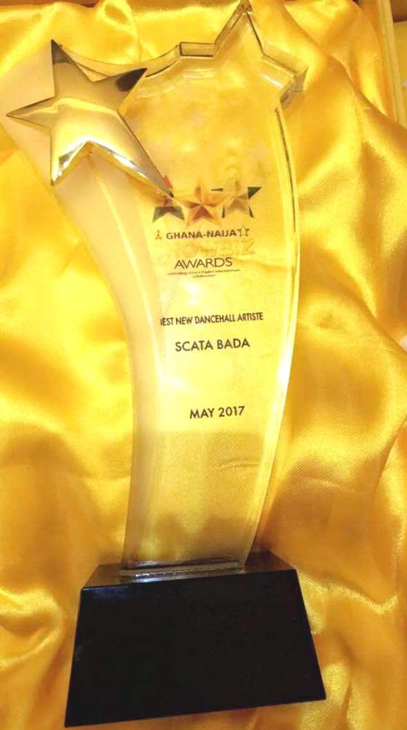 Scata Bada - award