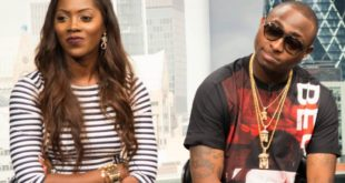 Tiwa and Davido-yt