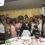 It was a 'Natural Hair Month' celebration for all April born courtesy the Vitamilk GIRLTALK Birthday Hangout