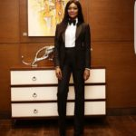 She rocks everywhere! She rocks law firm platforms! America's Morgan Lewis & Bockius sees SANDRA ANKOBIAH as an Emerging Leader