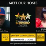 Vector & Selly Galley to Host #GHANANAIJASHOWBIZ Awards