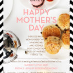 May 14 is MOTHER's DAY, Treat your Momsy to Urban Grill's Afternoon Tea