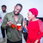 Mizgold Takes Over 4Syte TV Nigeria…photos speak!
