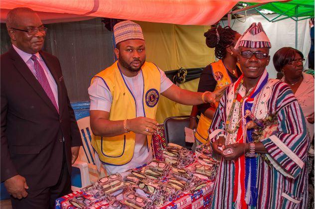 Dr Olakunle Churchill in Liberia (2)