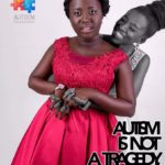 DEFYING THE ODDS: 14 year old Nana Yaa with Autism Turns Photo Model