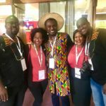 ABEIKU WHO? SANTANA TOURISM: Once Again Shows 'OTHERS' how it should be done…as Tourism Expo in Kenya Dances Red-Gold-Green (with a conspicuous Black Star)