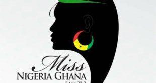 Miss Nigeria Ghana logo