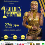 The 4th edition of GOLDEN HAIR & FASHION SHOW is on Friday, 27th October, 2017