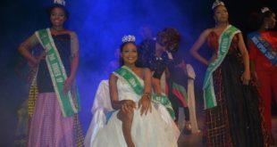 Miss Nigeria Ghana 2017 winner