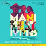 MANIFESTIVITIES: Hennessy Artistry Presents Fifth Edition on Friday December 22nd