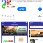 HelloDelivery & HelloRide under the auspices of Africent Groups launches in Ghana …Celebrities Endorse the online transportation, food & delivery service App