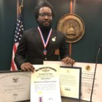 Three Awards from the State of Georgia in the United States…it's a SONNIE BADU thing