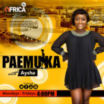 PAE MU KA: say it all with no holds barred… as Aysha Papabi is set to host TV Africa's gossip show