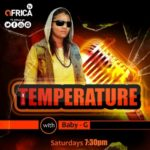 TV Africa's RAP SHOW ''Temperature'' to Revamp the Music Industry