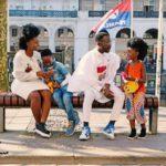Okyeame Kwame's Kids on Pan-Africanism