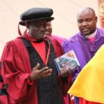 Singing-somebody, Bishop Peter Kayode Falarungbon awarded in South Africa