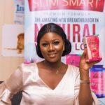 Slim Smart endorses actress, Salm Mumin as Brand Ambassador