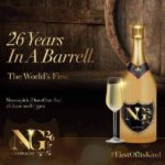 NG26 CHAMPAGNE sets to Launch for the first time in Ghana on the 23rd of June