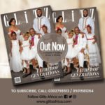 Our FATHERs who art in Heaven: GLITZ AFRICA MAGAZINE thrills us with its 21st issue by celebrating 'Dads'