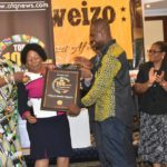 Another 'pep' in ABEIKU SANTANA's 'step'… as he receives Highest Tourism Certification