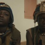 ABRAHAM'S BLESSINGS AREN'T HIS: The lad who played the role, STRIKA in the 'Beast of No Nation', has his smiles almost threatened because his $30,000 apparently won't be given to him