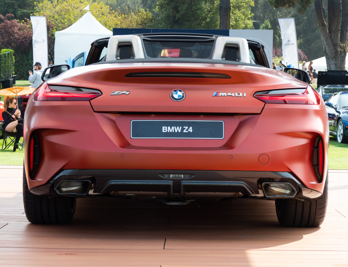 Happy 2019 In Advance As The New Bmw Z4 M40i First Edition