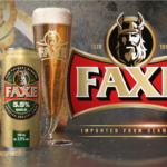 "A new Standard set on the Receptors of our Taste buds… as we say, ""Akwaaba"" to the NEW FAXE GOLD 5.5% into Ghana's Larger List"