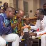 Do you know that Okyeame Kwame's 'MADE IN GHANA' album is simply made in heaven for ears-on-earth + see photos of all that attended the listening party in Accra
