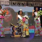 The Pride & Joy of the Crown: NANA AMA BENSON wins Miss Ghana 2018…as Laila Issaka & Elizabeth Mary Maclean gamboled home Second & Third respectively