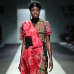 By any standard you size these photos; VICTORIA MICHAELS was simply spectacular at the African Fashion International in Johannesburg