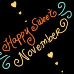 Happy NOVEMBER to you…we pray that it shall be gritty, pretty & decorated by goals